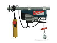 Electric Garage Winch Silverline