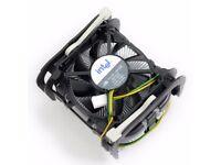 Unused Stock Intel P4 Socket 478 CPU cooler.