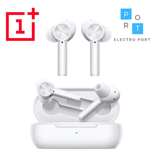 OnePlus Buds Z - White/Grey, BT 5.0, IP55, USB Type-C, Fast Charge 8T 8 Pro 7 6T