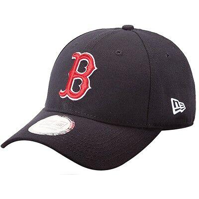 Boston Red Sox  MLB Baseball  New Era  Cap NEU 940 9forty Klettverschluss Kappe
