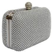 Silver Sparkly Bag