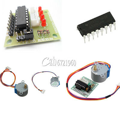 5v12v 28byj-48 4 Phase Step Motor Uln2003 Stepper Motor Driver For Arduino