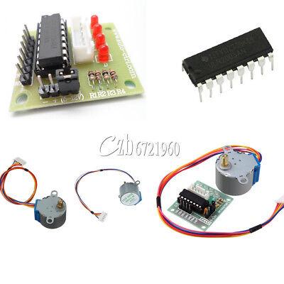 5v12v 28byj-48 4 Phase Step Motor Uln2003 Stepper Motor Driver For Arduino
