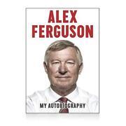 Sir Alex Ferguson Signed