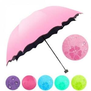 Great Easter Gift - Changing Magic Umbrella - flower pattern