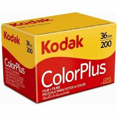 Kodak ColorPlus 200 Film Pack 135 (36 Exposures)