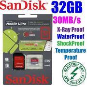 SanDisk Micro SD 32GB SDHC