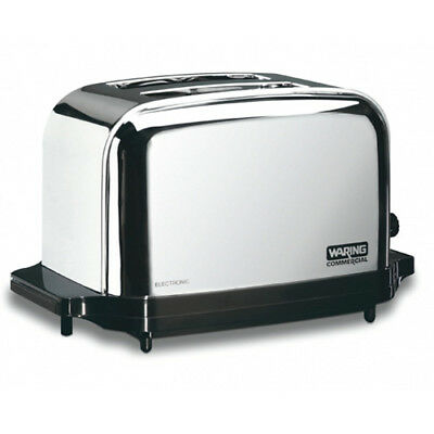 Commercial 2 Slice Toaster - Max 30 Slices An Hour