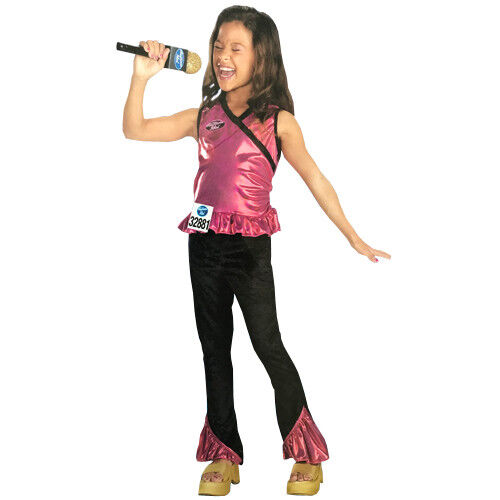 AMERICAN IDOL Girls HALLOWEEN COSTUME Baby Toddler Child Kid Singer Youth Pink