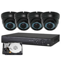 High definition camera system 1 megapixel or analog