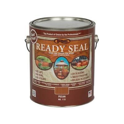 Ready Seal GAL Pecan Ext Sealer