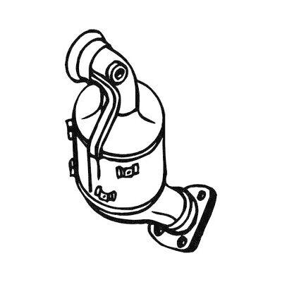 1 Katalysator BOSAL 090-199 passend für OPEL VAUXHALL CHEVROLET