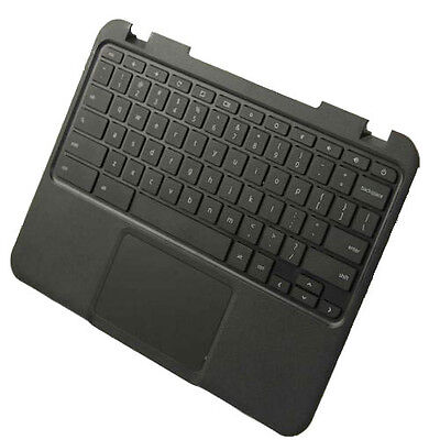 NEW OEM LENOVO CHROMEBOOK N22 UPPER CASE PALMREST W/KBRD & TOUCHPAD 5CB0L02103
