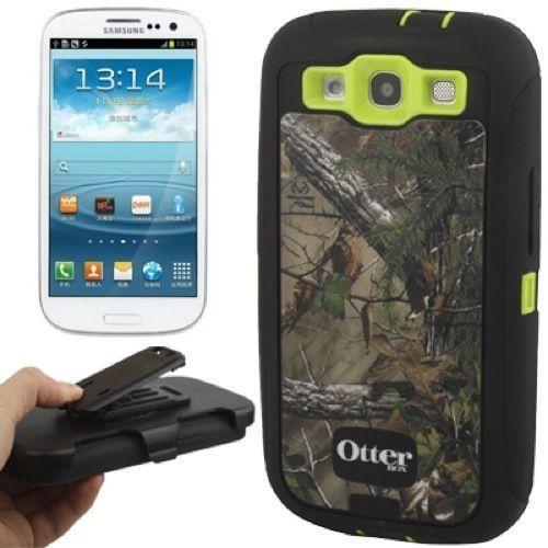 Samsung Galaxy S3 Otterbox Defender Realtree : eBay