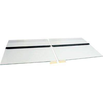 Perfecto Manufacturing R01929 Glass Canopy Aquarium Cover, 48-Inch x 13-Inch