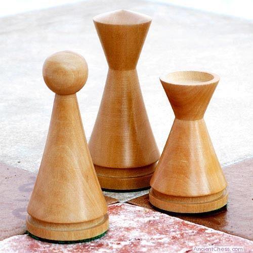 Modern Chess Set Ebay