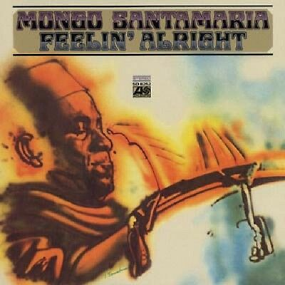 Mongo Santamaria LP Feelin' Alright - Vinyl NEU OVP