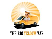 TWO MEN AND A VAN 50.00 PER HOUR FOR SMALL REMOVALS BOLSOVER AND AREA OTHER RATES AVAILABLE