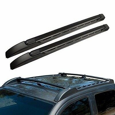 2016 - 2017 Toyota Tacoma Double Cab OEM Factory Roof Rack Set