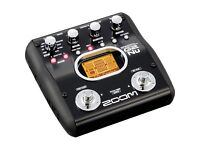 Zoom G2NU guitar pedal with USB