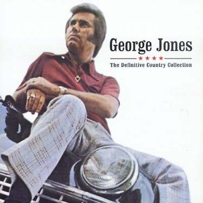 George Jones   Definitive Country Collection  New Cd