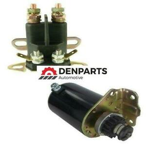 STARTER SOLENOID KIT VARIOUS BRIGGS & STRATTON ENGINES