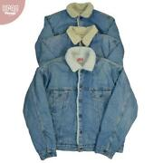 Levis Denim Jacket Small