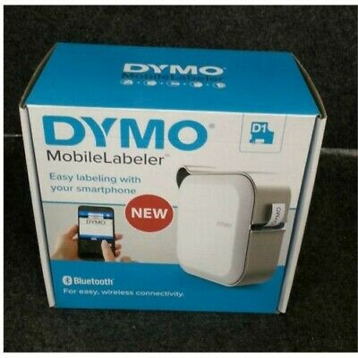 Dymo Mobile Label Wireless Printer Bluetooth Print From Smartphone Ios Android
