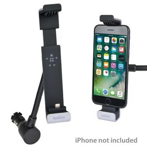 Belkin Car Navigation Charge Mount for iPhone With Built In Char