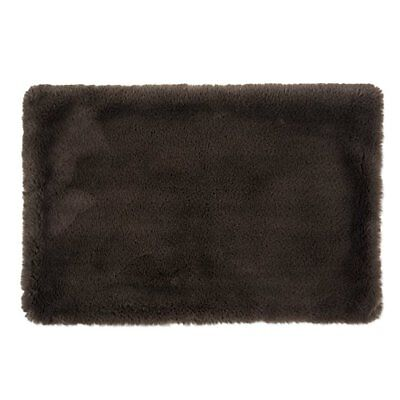 Bone Dry DII Faux Fur Silky Soft X-Large Pet Cage Liner for Dogs & Cats, 22x36,