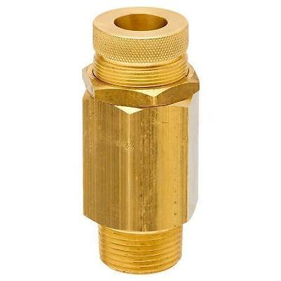 Control Devices Vacuum Proportional Relief Valve 0-30 Hg Vacuum Range 38