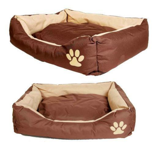 medium waterproof dog bed ebay. Black Bedroom Furniture Sets. Home Design Ideas