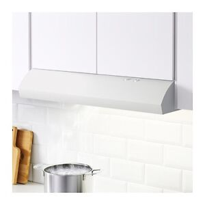 Extractor Hood Fan White / Hotte Blanc (IKEA Luftig)