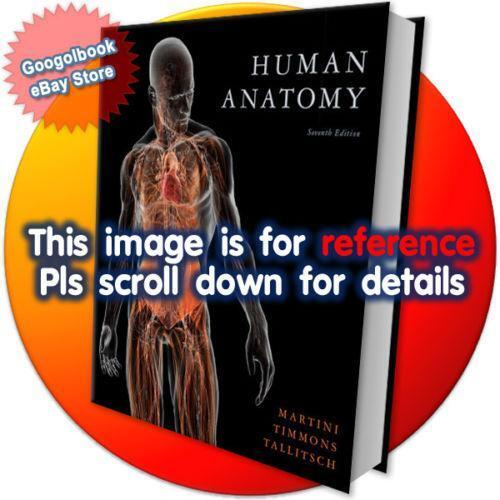 human anatomy martini 7th edition pdf free
