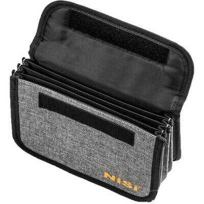 Serie Filter Bag (NiSi Filtertasche Filter Pouch für 4x 100mm 150mm Serie  Filter Holder Bag grau)