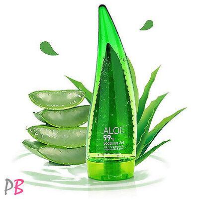Holika Holika Aloe 99% Soothing & Moisture Gel Face 250ml UK STOCK