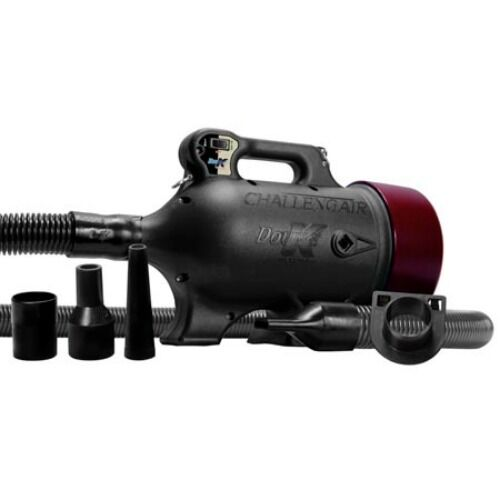 Double K 2000XL Forced Air Dryer 2 Speed Black (SEE DESCRIPTION)