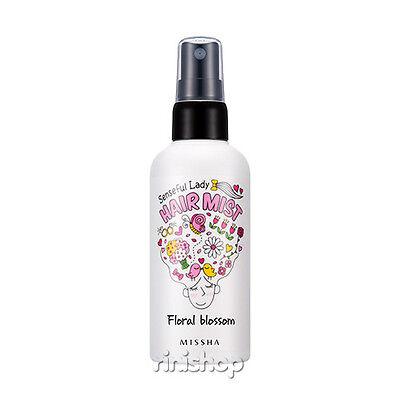 [MISSHA] Senseful Lady Hair Mist 105ml #Floral Blossom Rinishop