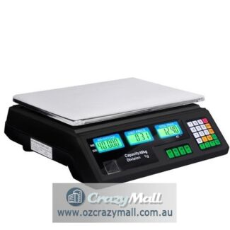 Kitchen Electronic Digital Scales 40kg 1g Increment