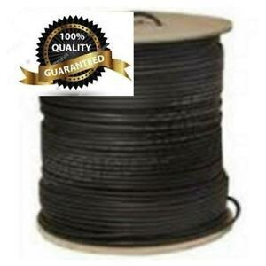 Weekly promo!  Outdoor DIRECT BURIAL Cat5e, cat6 cables,1000ft,  from $129.99 and up