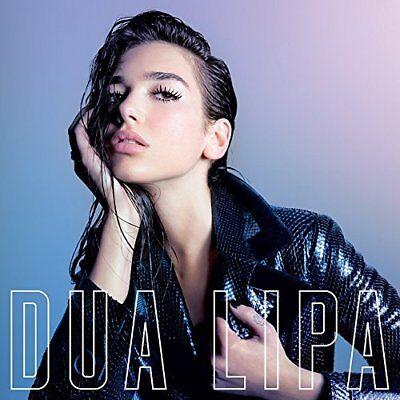 Dua Lipa [Deluxe 17 Tracks] by Dua Lipa (CD, Jun-2017, Dua Lipa) NOW SHIPPING !