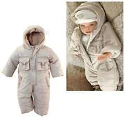 Boys Snowsuit 12-18 Months