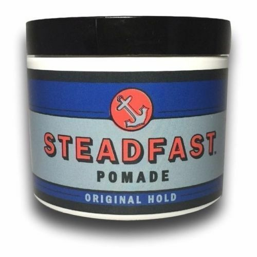 STEADFAST POMADE Hair Gel Water Based 4OZ Greaser Shine Shin