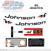 Johnson 9.9 Outboard