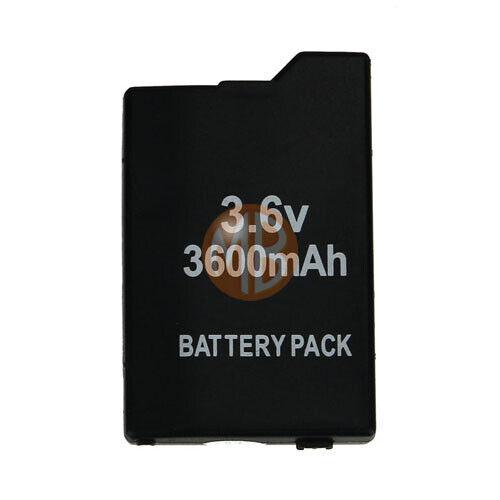3.6V 3600mAh Replacment Battery for PSP2000 PSP3000 Gamepad Controller