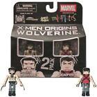Wolverine Deadpool Minimates