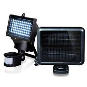 Outdoor Solar Sensor Light