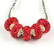 Crystal European Beads