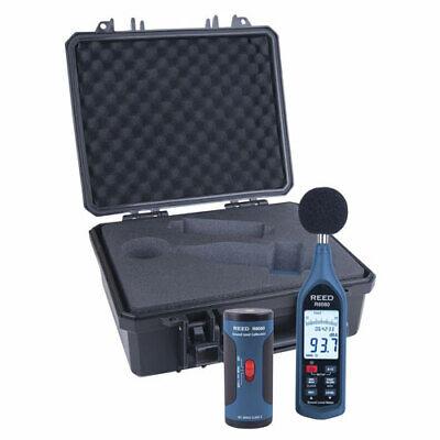 Reed Instruments R8080-kit Sound Level Meter Calibrator Kit Class 2