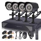 Outdoor Surveillance Camera System